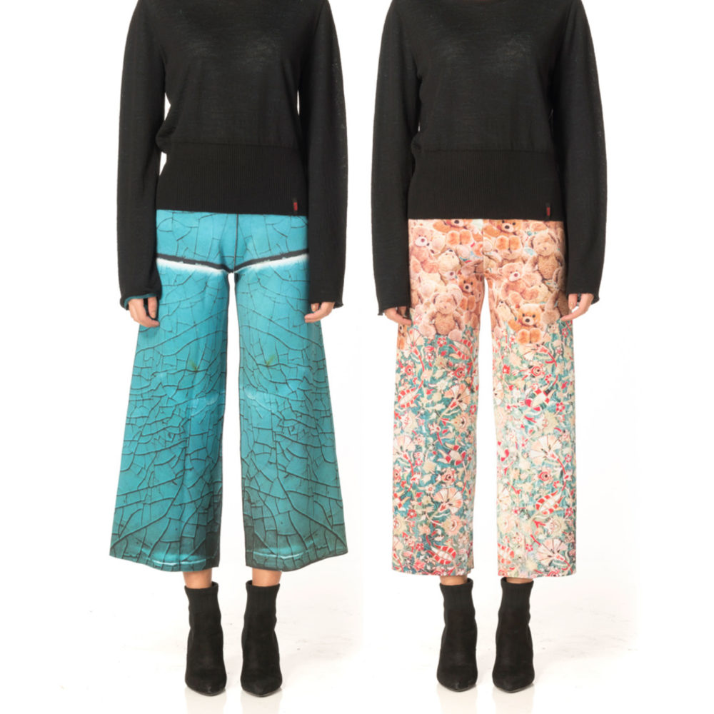 TROUSERS Reversible Animapop