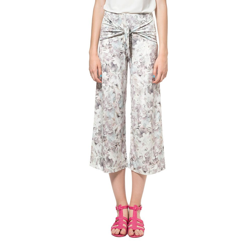 TROUSERS WITH KNOT CROPPED original animapop